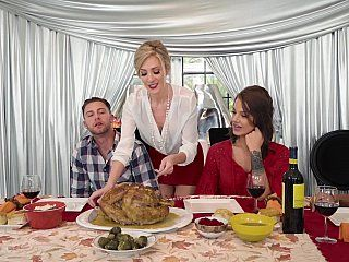 Watch the Happy fucksgiving at GoFucker.Net | Funny marriage ...