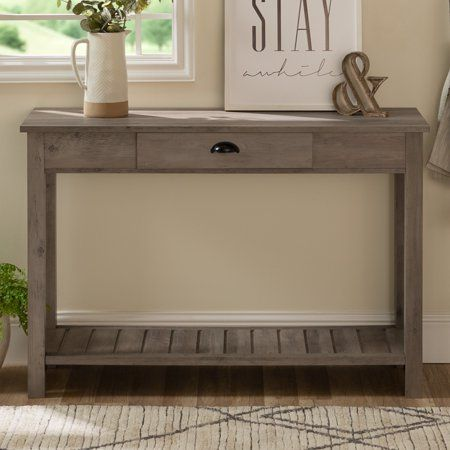 Home In 2020 Entryway Table With Storage Farmhouse Entryway