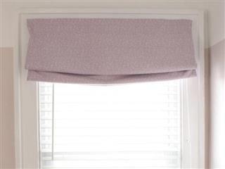How To Make A Roman Shade From A Bed Sheet Diy Roman Shades