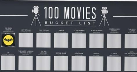 The Bucket List Poster Top 100 Movies Movies Horror Picture