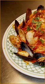 Cafe Mediterraneo Ristorante Italiano Full Menu, Pasta, Seafood, Veal, Chicken - 119 Congress Street, Portsmouth, NH