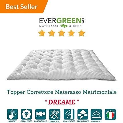 Evergreen Materassi.La Top 9 Materasso Matrimoniale Ortopedico 160x200 Nel 2020
