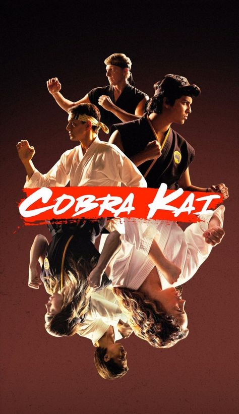 Cobra Kai - Wallpaper