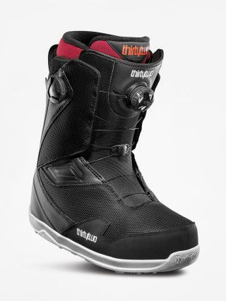 Buty Snowboardowe Thirtytwo Tm 2 Double Boa Black Boots Black Shoes