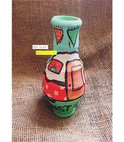 فن الرسم على الفخار والخزف موقع صور High Quality Stock Photos Home Decor Decor Vase