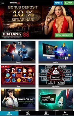 Aslibintang Com Poker Bintang Mainan