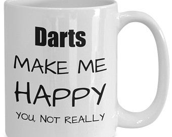 Darts Lover Gift For Darts Lover Mug Funny Darts Mug Funny Darts Gift Darts Coffee Mug Darts Fan Gift Idea Darts Cup Da Mugs Book Lovers Gifts Shoe Lover Gifts