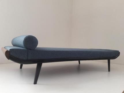Teak Daybed Sofa Mid Century Design L 60er Bauhaus Vintage In