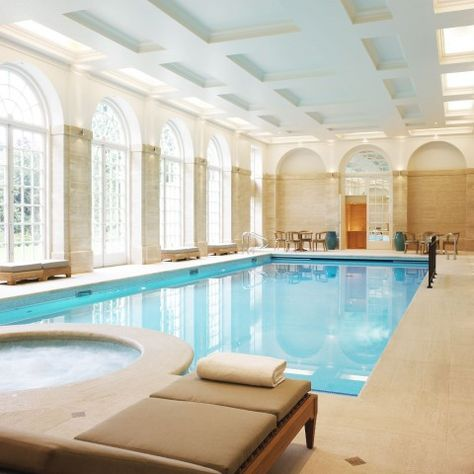 Head First How To Create The Perfect Pool Indoor Pool Design Pool House Plans