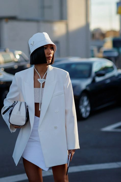 The Best Street Style From Milan Fashion Week 2020 Cool Street Fashion, Street Chic, Look Fashion, Street Wear, Fashion Outfits, Womens Fashion, Milan Fashion Week Street Style, Paris Street, Fashion Weeks