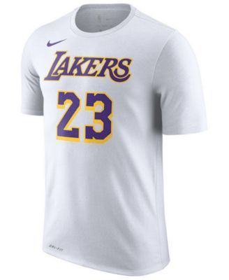 Nike Men S Lebron James Los Angeles Lakers Icon Player T Shirt Reviews Sports Fan Shop By Lids In 2020 Nba T Shirts Los Angeles Lakers Nike Men