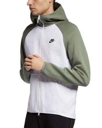 Nike Tech Fleece Color Block Hoodie Men Bloomingdale S In 2020 Nike Tech Fleece Hoodies Mens Sportswear