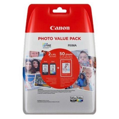 Cartucho De Tinta Original Canon 8286b006 2 Pcs Kedak Mit