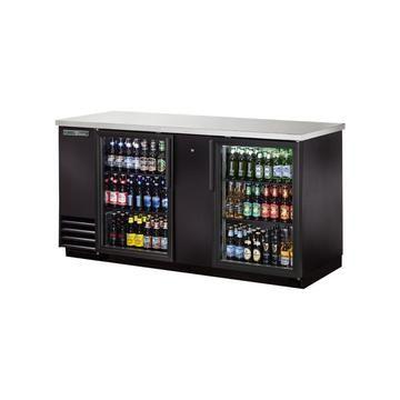 Glass Door Back Bar Coolers For Commercial Beverage Display Glass Front Under Bar Refrigerators And Slide Top Bottle C In 2020 Back Bar Bars For Home Bar Refrigerator