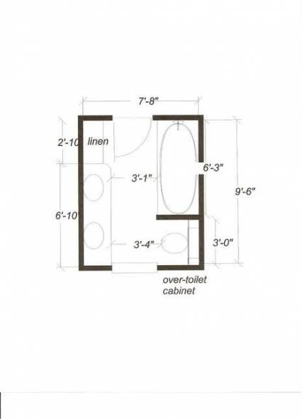 Bath Room Layout 8x8 70 Super Ideas Bathroom Layout Plans Bathroom Floor Plans Master Bathroom Layout