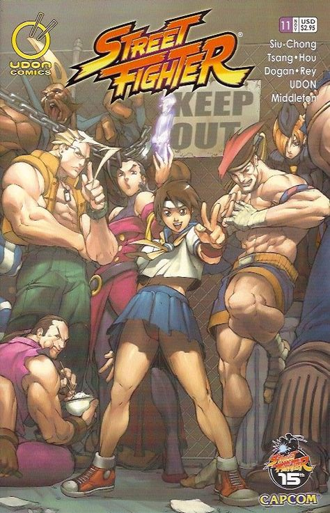 Street Fighter 11A (2003 Image)