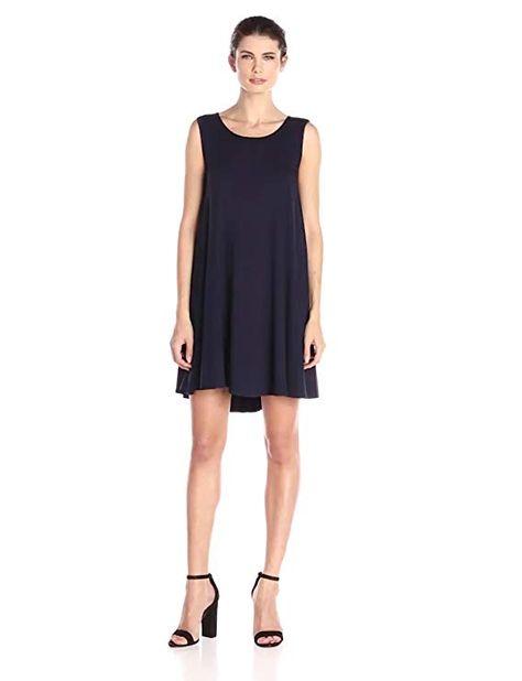 cc85e09a8f9 Karen Kane Women s Sleeveless Maggie Trapeze Dress Review