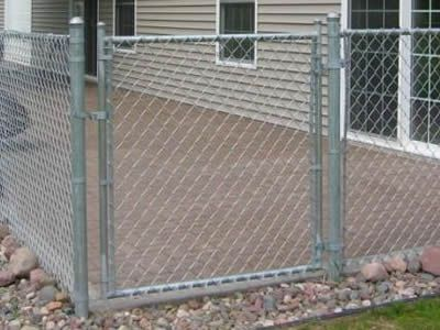 Chain Link Fence Fabric Black Galv Pvc Or Aluminum Coated In 2020 Welded Wire Fence Wire Fence Panels Wire Fence