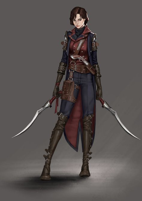 20180912 Assassin, Lily Kim