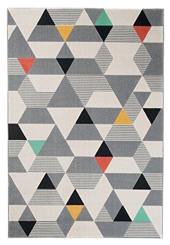 Tapiso® Colección Canvas Alfombra Habitación De Jóvenes