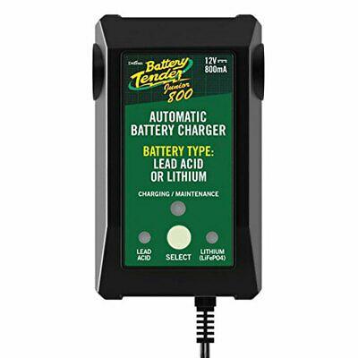 Combo K100 Battery Tender Jr Junior Maintainer Charger 12 Volt Trickle 800ma For Sale Online Ebay Automatic Battery Charger Lithium Battery Charger Battery