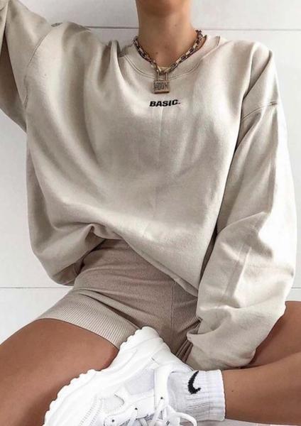 Princie   Basic Sweatshirt – Princie Apparel