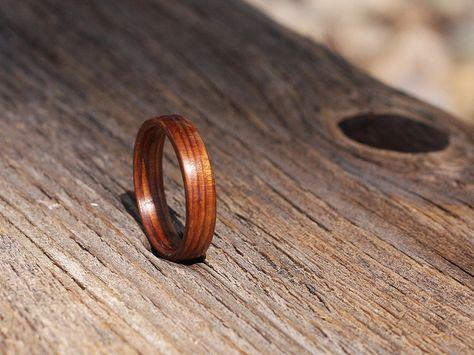 Red Cedar Bentwood Ring  $70