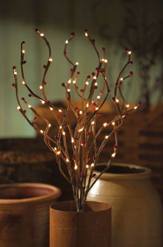 The Light Garden Lighted Branches And Willow Branch Lights Plug In Ac Power For Floral Arrangements And Wedding Planne Twig Lights Lighted Branches Rice Lights