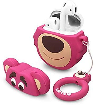 Amazon Com Airpods Case Dolopow Airpods Accessories Shockproof