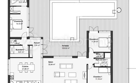 Maison Sapois Plan Maison 120m2 Plan Maison Et Maison