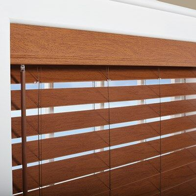Levolor 2 Inch Faux Wood Blinds Blinds Com In 2020 Faux Wood Blinds Faux Wood Blinds Living Room Wood Blinds