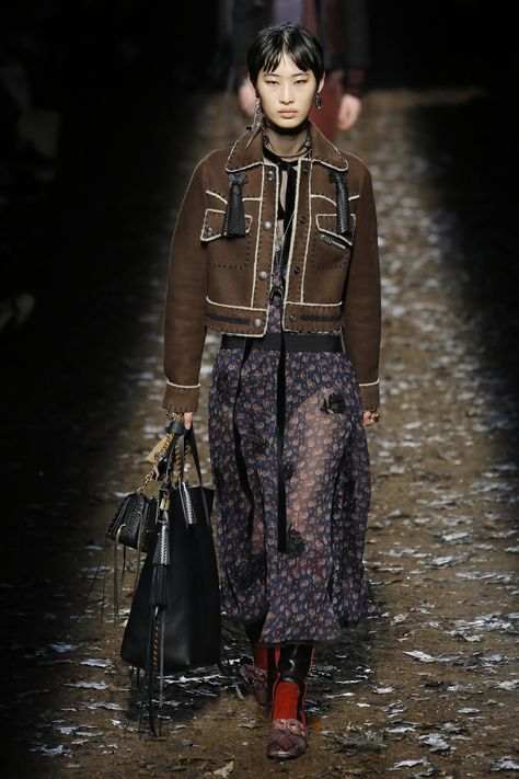 Coach 1941 Fall 2018 Ready-to-Wear Collection - Vogue