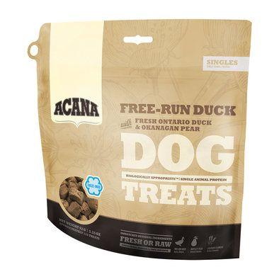 Fd Treat Free Run Duck Dog Snacks Dog Treats Treats