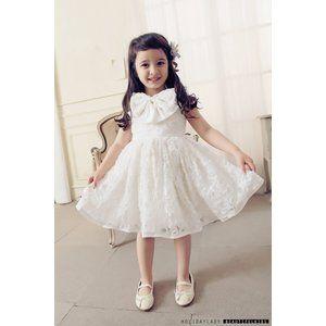 子供ドレス 3色 パーティードレス フラワーガール リングガール