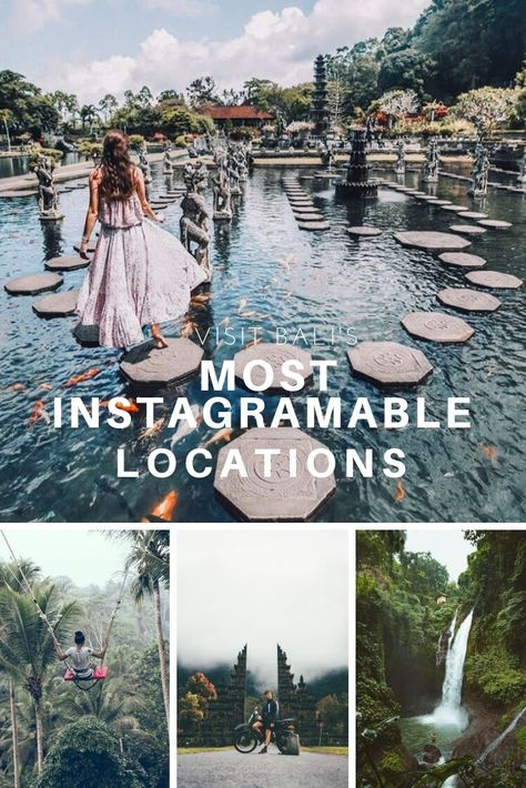 You want the perfect shot right? Well why not get the experts from The Bali Bible team to show you the most amazing places to visit!   Bali Insta Tour: Visit Bali's 'Most Instagrammable' Locations - Save up to 70%