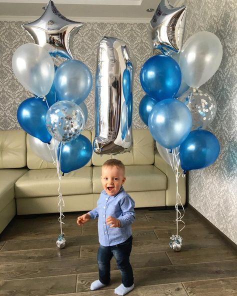 Details about  /First Birthday Boy Girl Party Rose Gold Column Balloon Happy Birthday