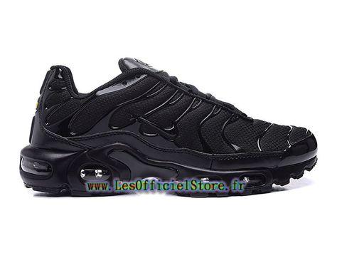 finest selection 08a64 d78de Nike Air Max Tn Tuned Requin 2016 Chaussures de Nike Basket Pas Cher Pour  Homme Noir 604133-803