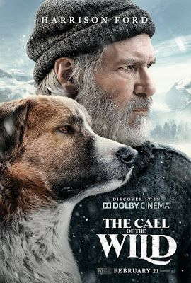 The Call Of The Wild 2020 Trailers Tv Spots Clips Featurettes Images And Posters In 2020 Wild Movie Cinema Posters Call Of The Wild