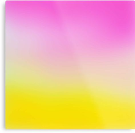 Pink to Yellow Gradient Background by Rizuu