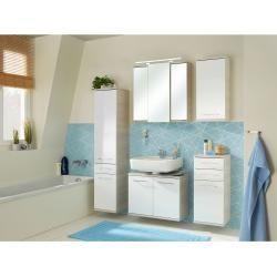 Reduzierte Spiegelschranke Waschbeckenunterschrank Badezimmer