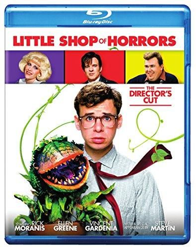 Little Shop of Horrors: The Director's Cut + Theatrical (BD) [Blu-ray] - Default