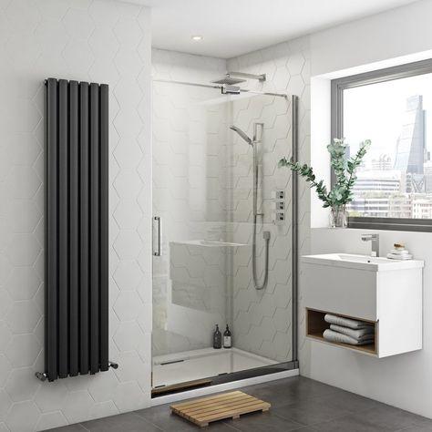 Mode Ellis 8mm Easy Clean Right Handed Frameless Sliding Shower Door Frameless Sliding Shower Doors Shower Enclosure Shower Doors