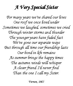 happy birthday dear sistah facebook pinterest sister quotes sister poems and love my sister