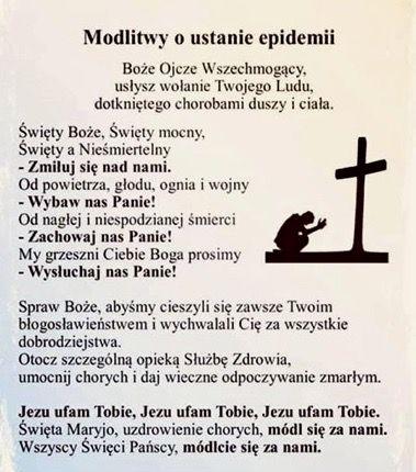 Pin Na Modlitwy