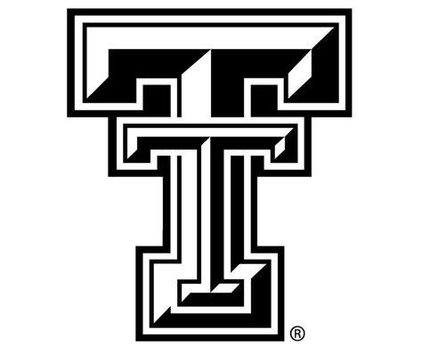 Texas Tech Symbol Texas Tech Logo Texas Tech University Texas