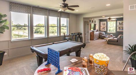 321 best Room Designs images on Pinterest | Bobs furniture living ...