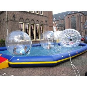 Ball That Skips On Water Human Hamster Ball For Water Cool Pools Beach Ball Water