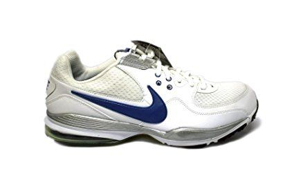 ba3a4dfed0c65 Amazon.com : Nike Women's Air Max Team ST Training Shoes (11, White ...