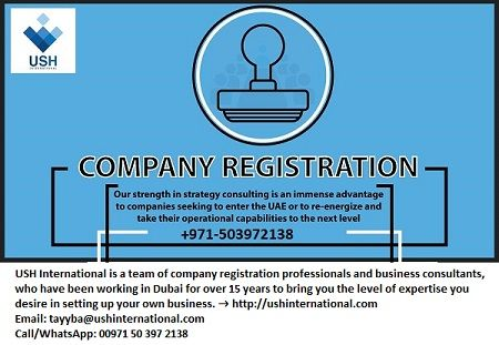 Company Registration In Uae 0503972138 Dubai 50 Discount Expo2020 Kargal Classifieds Uae Business Man Starting Your Own Business Consulting Business