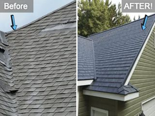Smart Way To Get An Energy Efficient Roof In 2020 Roofing Options Simple House Homeowner